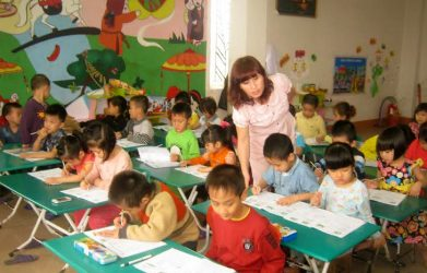 Một số vấn đề thắc mắc về hệ học Trung cấp mầm non Văn bằng 2