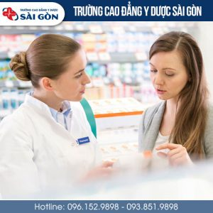 Trường Cao đẳng Y Dược Sài Gòn tuyển sinh ngành Dược